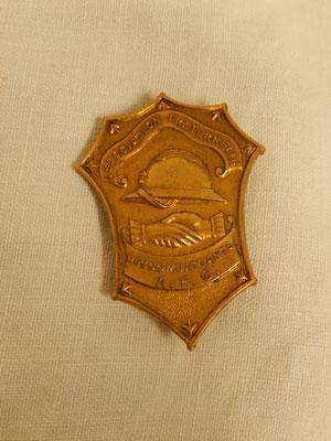 association fraternelle des combattants A.F.C .  prix :20 euros