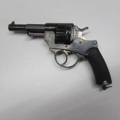 revolver  1874chamelot delvigne civil