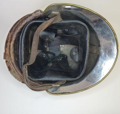 casque motocycliste pompier