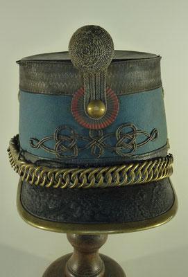 shako officier de hussard