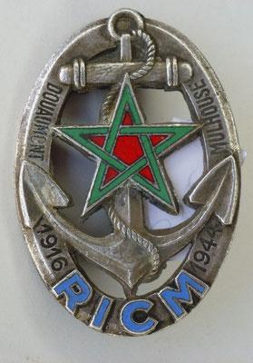insigne RICM dos lisse sans fabricant Prix : 35 euros