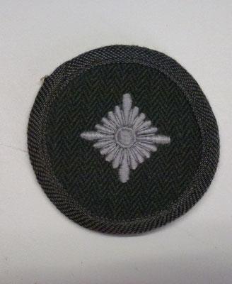 insigne tissu allemand ww2