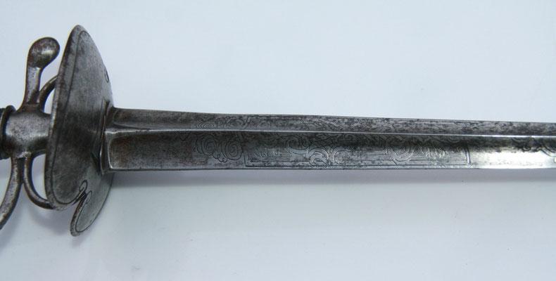 épée sergent modèle 1767
