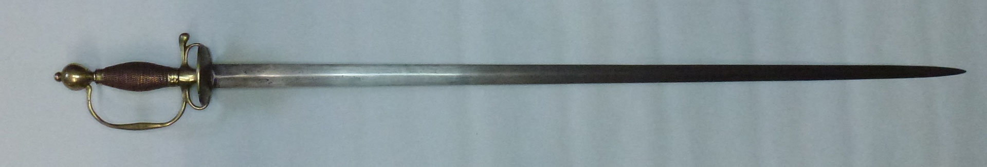 épée  bas officier XVIIIème