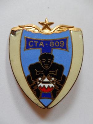 Compagnie de transmission air 809 Brazzaville , un éclat  Drago paris   Prix : 20 euros