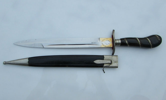 poignard bowie couteau chasse