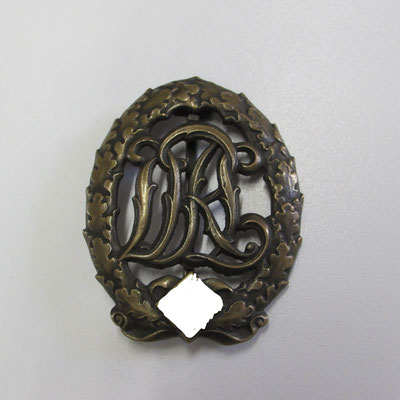 badge des sports DRL