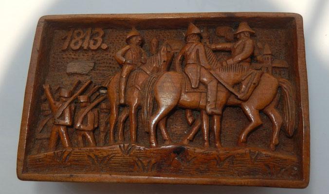 boite souvenir de tranchée guerre 1914 1918