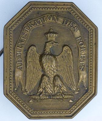 plaque administration des forets Prix: 180 euros