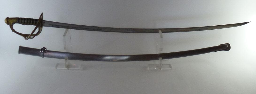 sabre d artillerie modèle 1822 99