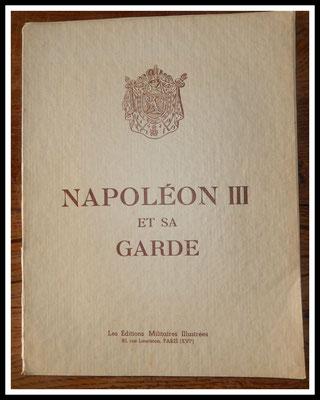 Napoléon et sa garde Maurice Tousaint