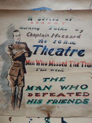 semur en auxois ww1 affiche AEF.  American Painted Posters World War I A. E. F