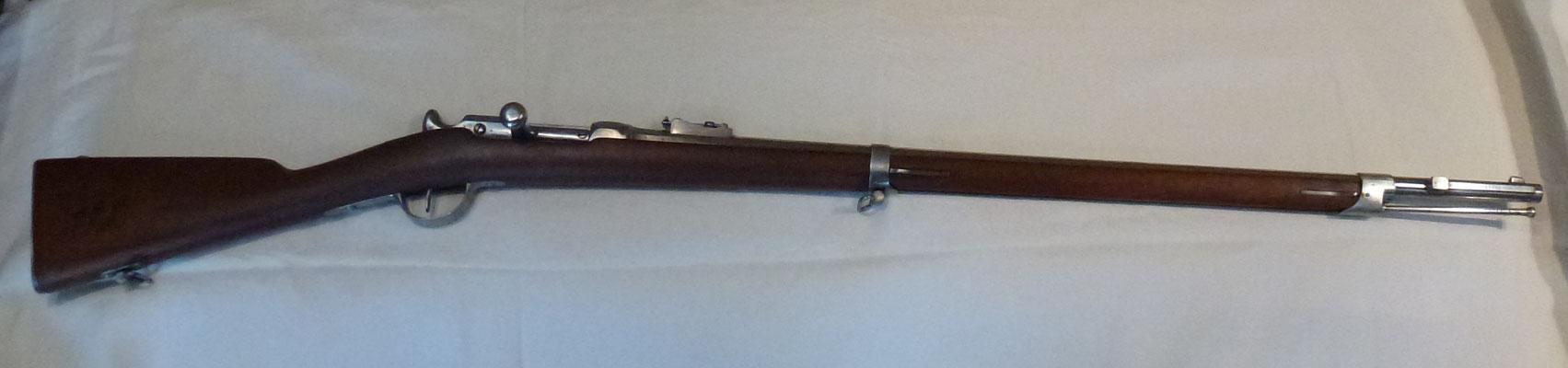 fusil chassepot mle 1866