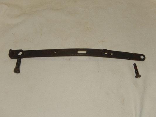 sous garde de détente avec ses deux vis : fusil  mauser modèle  1871 :40 euros