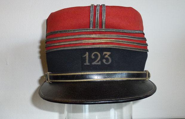képi polo officier
