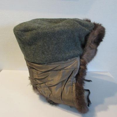 bonnet de fourrure allemand  ww2