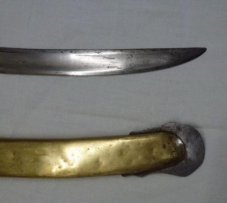 sabre de chasseur a cheval  1792