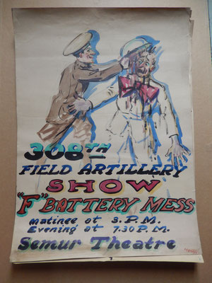 affiche américaine guerre 1914 1918  .American Painted Posters World War I A. E. F