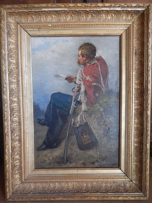 A Bachelin peintre Suisse