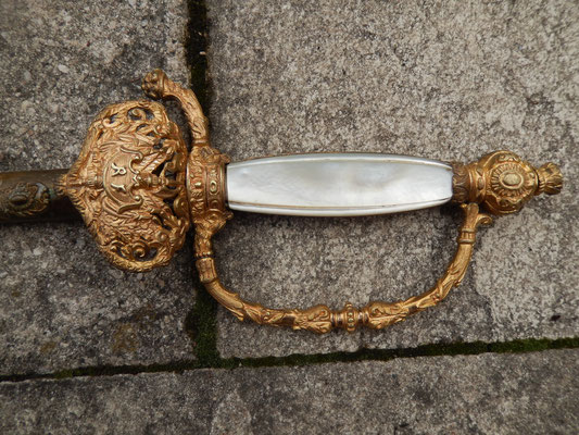 épée préfet