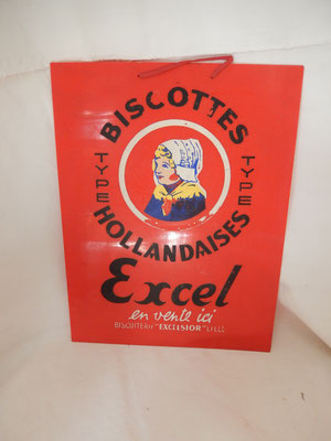 pub plastique biscotte    prix : 20 euros
