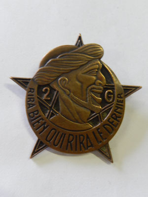 2 groupement de tabors marocains marqué 1998   Prix : 80 euros