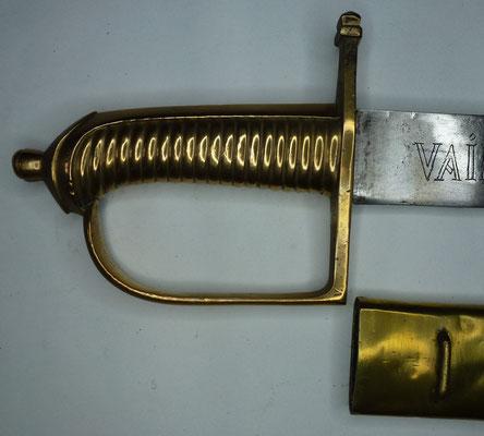 sabre grenadier 1790  revolutionnaire