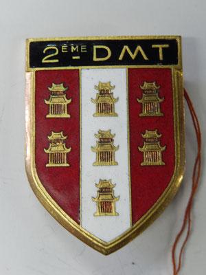 2 DMT  Courtois Paris  prix :20 euros