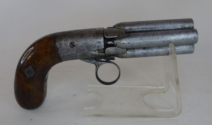 revolver poivrière Mariette