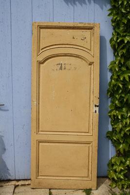 porte chêne 193 .5 x 85 cm.230 euros