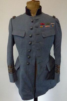 tenue de hussard ww1