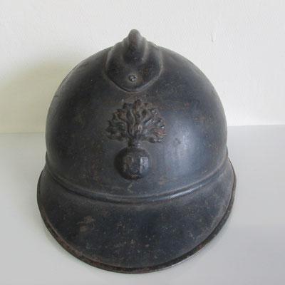 casque infanterie modèle 1915