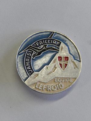 équipe Lefroid   centre de service du petit mirbeck A.Augis lyon 28 ME SB  .   Prix : 550 euros