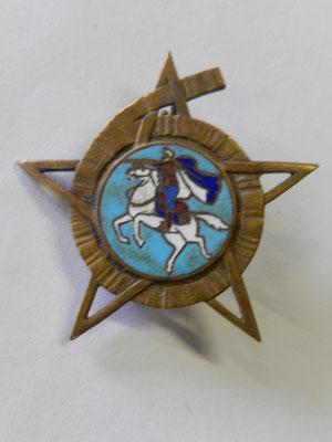 6 régiment de spahis marocains attache ressoudé Prix : 100 euros