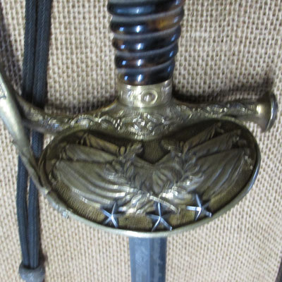 épée de général de division .french sword general