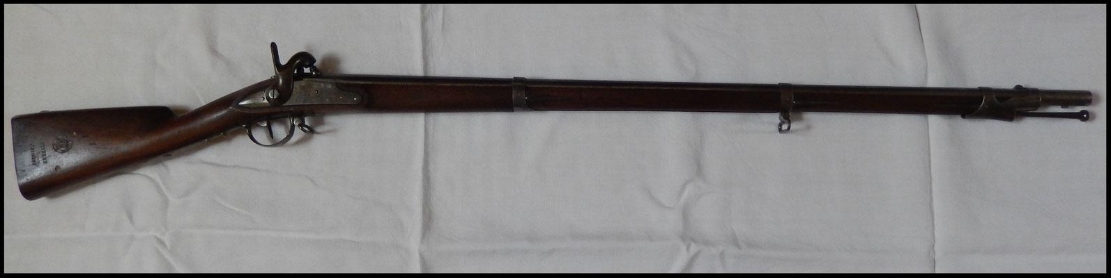 fusil modèle 1822 t bis royal de Saint Etienne