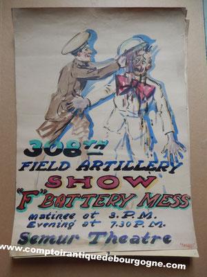 affiche américaine ww1