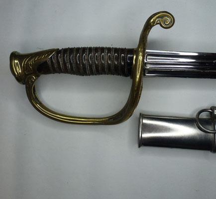 sabre 1855 officier superieur chatellerault