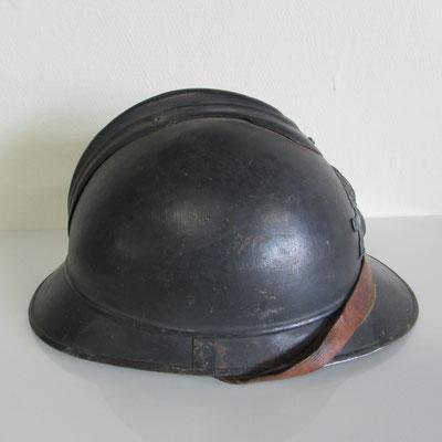 casque artillerie  adrian modéle 1915