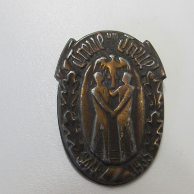 treue um treue saar 1935 Prix : 10 euros