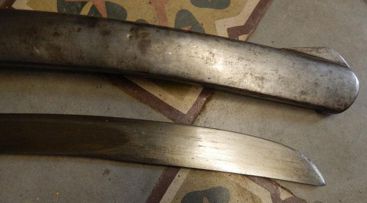 sabre Blucher modèle 1811