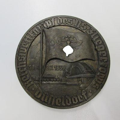 médaille NSFK dusserldorf ww2