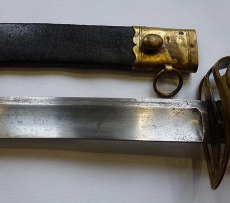 sabre de marine