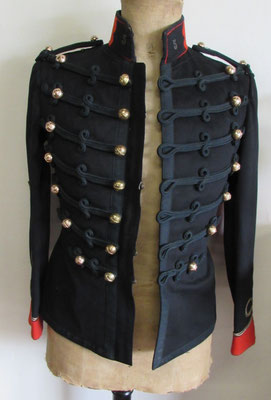 tenue officier artillerie ww1