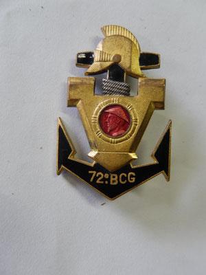 72 BCG DP25Rbér Dép   Prix : 50 euros