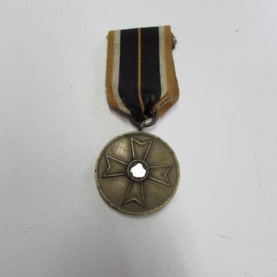 médaille du merite non combattant allemand ww2