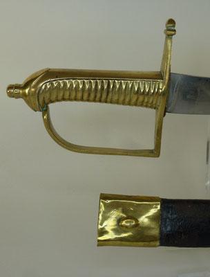sabre briquet de marine