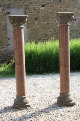 colonne en granite ancienne