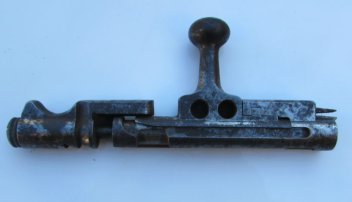 culasse fusil kropatscheck 1884