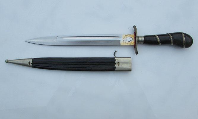 dague chasse